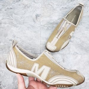 Merrell Barrado Sport Beige Shoes